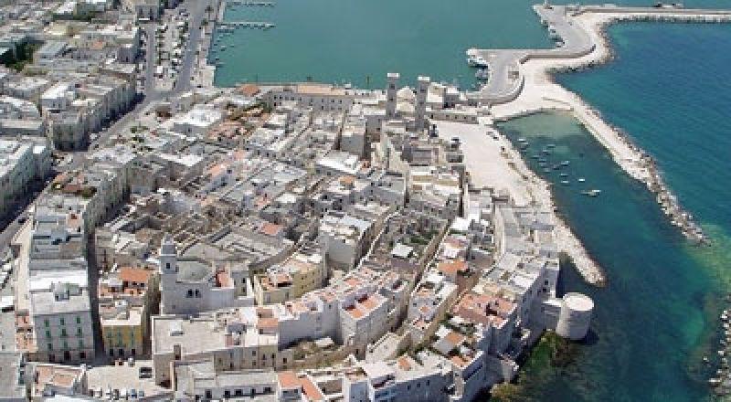 Cartina Puglia Molfetta.Citta Di Molfetta Centro Antico