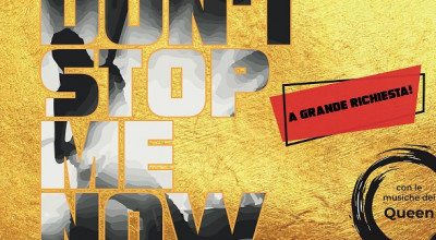 Don't Stop Me Now - il musical
