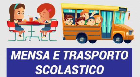 Trasporto e Mensa Scolastica entro il 20 agosto le domande per l'anno scolast...